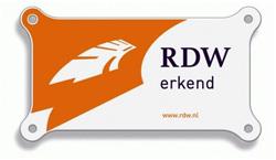 RDW-erkend